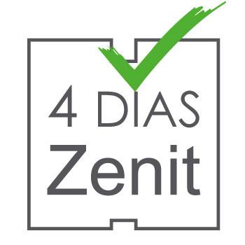 Approfitta dei 4 giorni Zenit